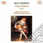 QUINTETTI X CHITARRA E ARCHI VOL.2: QUIN cd musicale di BOCCHERINI