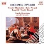 CHRISTMAS CONCERTOS cd musicale di Jaroslav Kr(e)cek