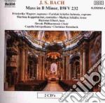 MESSA IN SI MIN BWV 232 cd musicale di Johann Sebastian Bach
