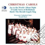 CHRISTMAS CAROLS, CANTI TRADIZIONALI NAT cd musicale di Donald Hunt