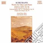 FANTASIEST³CKE OP.73, .... cd musicale di Robert Schumann