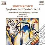 Sciostakovic Dmitri - Sinfonia N.2 Op.14