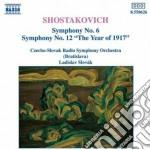 Sciostakovic Dmitri - Sinfonia N.6 Op.53, N.12 Op.112