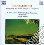 SYMP.N.7/IN C. MAJOR / LENINGRAD cd musicale di Dmitri Sciostakovic
