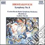 SYMP.N.8 cd musicale di Dmitri Sciostakovic