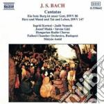 Bach Johann Sebastian - Cantata Bwv 80, Bwv 147 cd musicale di Johann Sebastian Bach