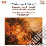 Composizioni Di Telemann, Capelli, Carulli, Leonard Von Call, Handel, Kreutzer cd musicale
