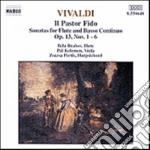 Vivaldi Antonio - Sonata X Fl E Basso Continuo N.1 > N.6 Op.10