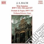 Bach J.S. - Preludio E Fuga Bwv 543, Trio Sonate Bwv 525-527 cd musicale di Johann Sebastian Bach