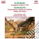 Schubert Franz - Arpeggione Sonata cd musicale di Franz Schubert