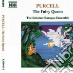 THE FAIRY QUEEN cd musicale di THE SCHOLARS BAROQUE ESEMBLE