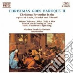 CHRISTMAS GOES BAROQUE II cd musicale
