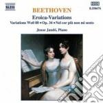 Beethoven Ludwig Van - Variazioni N.1 > N.32 Woo 80, 6 Variazioni Op.34, 6 Variazioni Sul Duetto