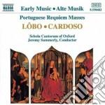MISSA PRO DEFUNCTIS cd musicale di Manuel Cardoso
