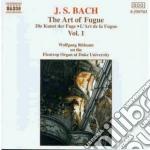 Bach J.S. - L'arte Della Fuga, Vol.1 cd musicale di Johann Sebastian Bach