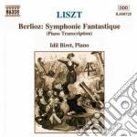 Liszt Franz - Berlioz: Sinfonia Fantastica Trascrittax Pf. cd musicale di Franz Liszt