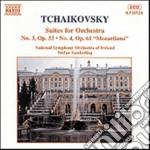 Ciaikovski Pyotr Il'ych - Suite N.3 Op.55, N.4 Op.61