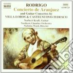 CONCERTO DE ARANJUEZ X CHIT E ORCHESTRA cd musicale di Nicholas Ward