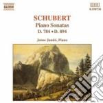 SONATA D 784 (OP.POST.), OP.78 D 894 cd musicale di Franz Schubert