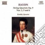 QUARTETTO X ARCHI N.14, N.15, N.16 OP.16 cd musicale di Haydn franz joseph