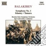 SINFONIA N.1, ISLAMEY (ORCHESTRAZIONE DI cd musicale di BALAKIREV MILY ALEXE