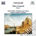 CONCERTI X OBOE (INTEGRALE) VOL.1: CONCE cd musicale di Antonio Vivaldi