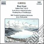 PEER GYNT (SUITE N.1, N.2), DA PEZZI LIR cd musicale di Edvard Grieg