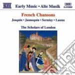 MUSICA VOCALE FRANCESE cd musicale
