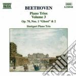 Beethoven Ludwig Van - Trii X Pf E Archi Vol.3: Trio N.1 Op.70