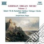 MUSICA X ORGANO TEDESCA VOL.2 cd musicale
