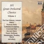 Musica Sinfonica Vol. 6  - Vari cd musicale