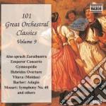 Musica Sinfonica Vol. 9  - Vari cd musicale