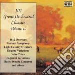 Musica Sinfonica Vol.10  - Vari cd musicale