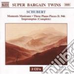 IMPROVVISI OP.90 E OP.142 (INTEGRALE), 6 cd musicale di Franz Schubert