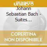 SUITE (OUVERTURES) BWV 1066 > 1070, TRAS cd musicale di Johann Sebastian Bach