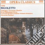 RIGOLETTO, OPERA IN 3 ATTI cd musicale di Giuseppe Verdi