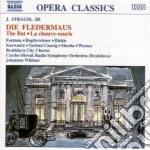 IL PIPISTRELLO, OPERETTA IN 3 ATTI cd musicale di Johann Strauss