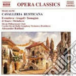 Mascagni Pietro - Cavalleria Rusticana cd musicale di MASCAGNI