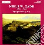 SINFONIA N.3 OP.15, SINFONIA N.5 OP.25 ( cd musicale di Jacob Gade