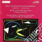 SYMPHONY IN TIME cd musicale di Suleif Rasmussen