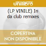(LP VINILE) In da club remixes lp vinile di Beyonce'