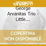 LITTLE FLORENCE cd musicale di ARVANITAS GEORGE TRI