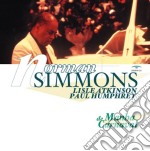 Norman Simmons Trio - Manha De Carnaval cd musicale di SIMMONS NORMAN TRIO