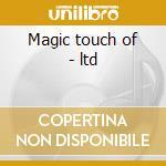Magic touch of - ltd cd musicale di Tadd Dameron