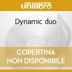 Dynamic duo cd musicale di Smith jimmy & wes montgomery