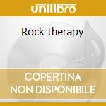 Rock therapy cd musicale di Cats Stray