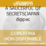 A SAUCERFUL OF SECRETS(JAPAN digipac cd musicale di PINK FLOYD