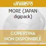 MORE (JAPAN digipack) cd musicale di PINK FLOYD
