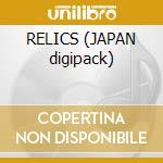 RELICS (JAPAN digipack) cd musicale di PINK FLOYD
