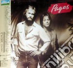 Pages - Pages cd musicale di Pages